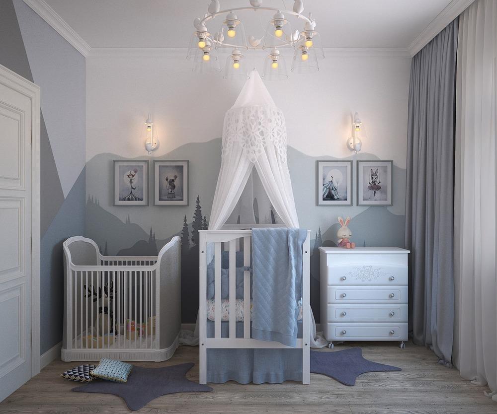 Comment faire dormir un bébé et un petit enfant dans la même ...