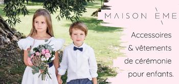 vêtement cérémonie enfant